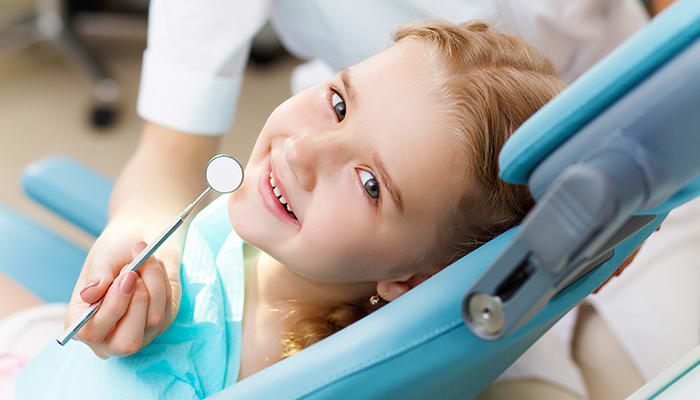 Children's First Visit in Orangeville Dental